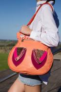 Atalea Leather Handbag