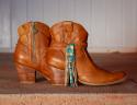 Leather Boots kalika