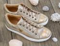Dasha Sneakers Gold