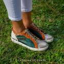 Sneakers Indra Green