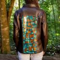 Leather shirt Cheyenne